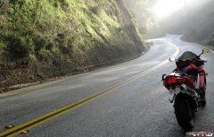 Riding around San Jose, CA