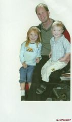 Pic with my kids from '04