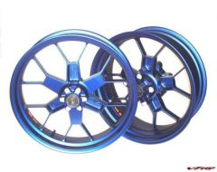 OZ forged wheels from an RSV-R