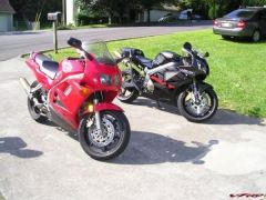 2 Sweet bikes