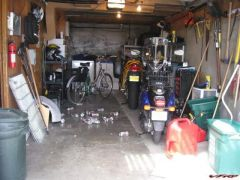 Now THAT'S a garage