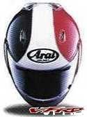 Best looking helmet ever! Arai Agostini Replica/Black &#