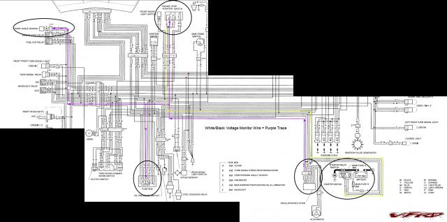 2004 buell blast wiring diagram