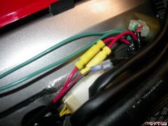 New charge and ground wires