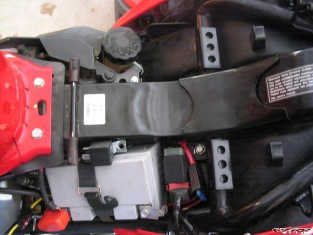 installing compact fuse panel - modifications - vfrdiscussion  vfrdiscussion.com