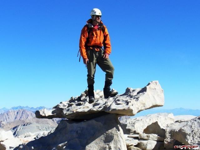 Whitney Summit, 14,494 ft, 8/07