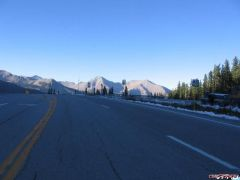 Top of Monarch Pass