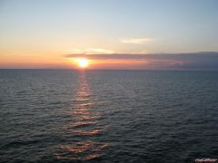 Pic from ferry on way to Germany 12.6.08