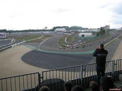 We had great seats at the track 15.6.08 Nurburgring