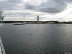 arrive to Travemund 13.6.08