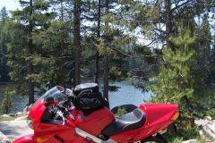 Ebbetts Pass Lake