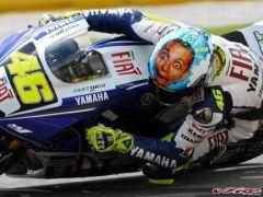 Rossi's Helmet