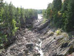 Imatra falls