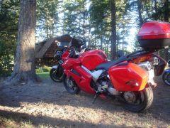 My Bike, Red Fast!