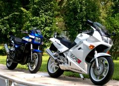 VFR and ZRX