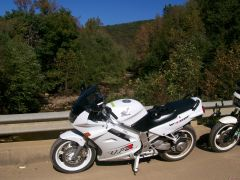 First road trip on the VFR