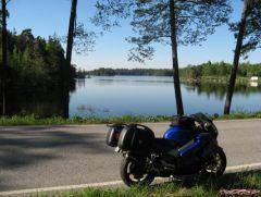 Fagervik lake