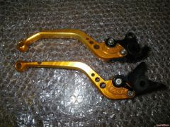 Gold Pazzo Levers For Sale