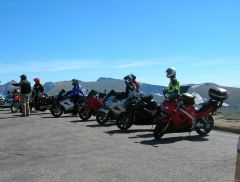 Summer Summit ride to Rocky Mountain National Park