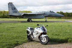 VFR v F-15