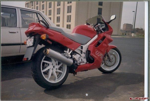 My second bike. Over 100k now...but in hibernation