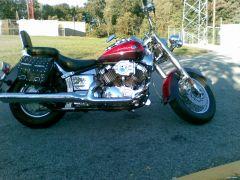 Y2K V Star 650 Classic