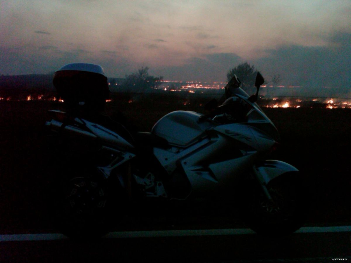Anik/Flint Hills ride