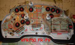 VFR750 4th Gen PCB earth fault and fix