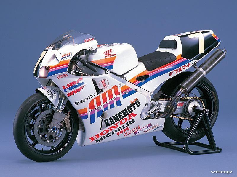 RVF Works Racers...