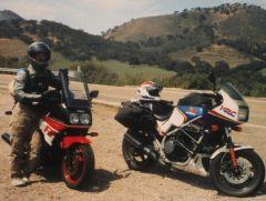 Road to Laguna Seca (1989?)