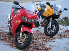 Two cool bikes!