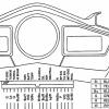 Combination Meter wiring diagram