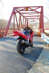 Steel Bridge near Batesville, IN