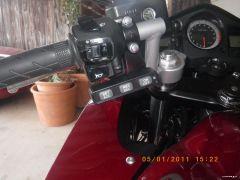 Motor cycle Cruise