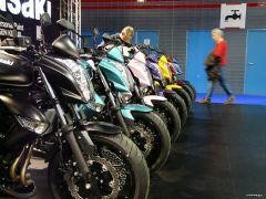Kawasaki colours