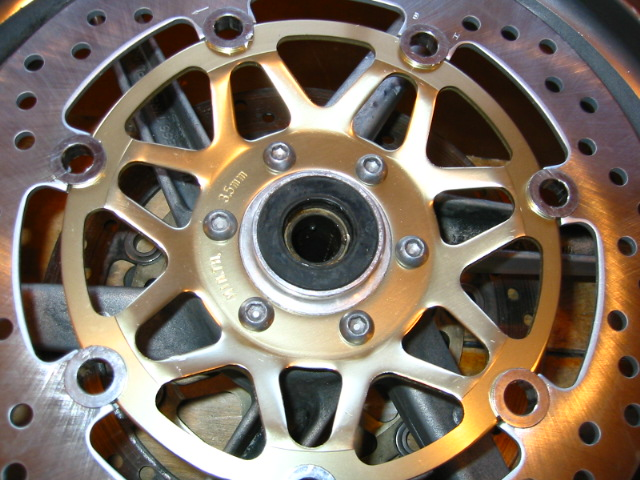 Bearings - front wheel replacement - Maintenance Guides - VFRDiscussion