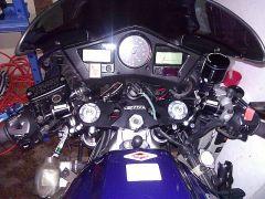 vtec CBR1000RR front end