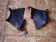 Misc. inner fairing shrouds 1