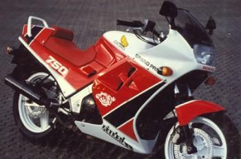 VFR 750 F Kp