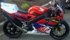 Honda 250r SP