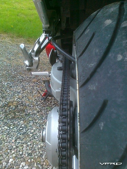 rear view chain