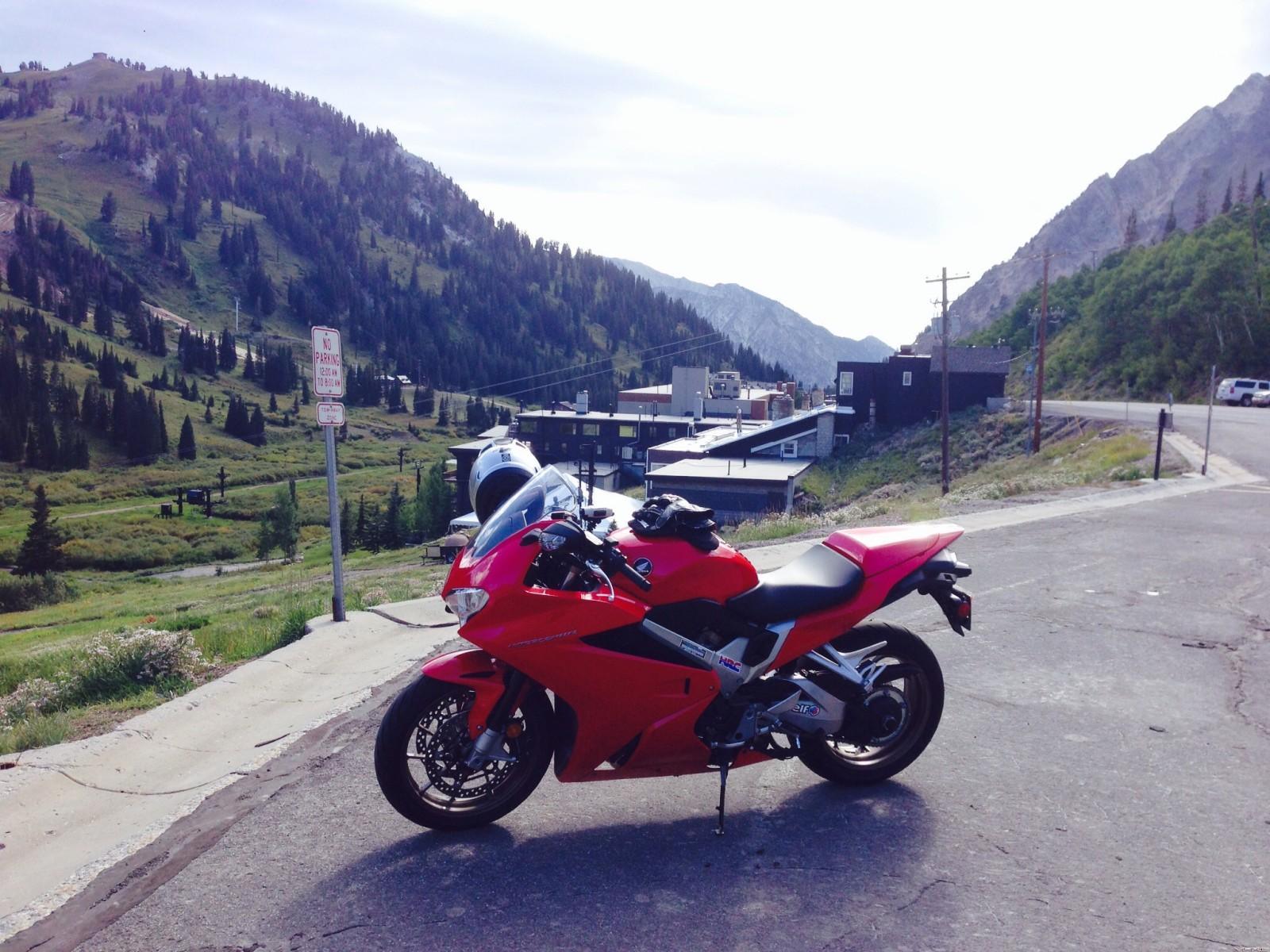 VFR at Alta