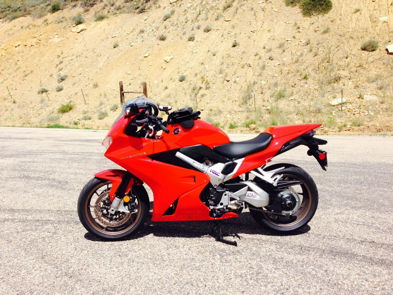 2014 interceptor at wolf creek pass