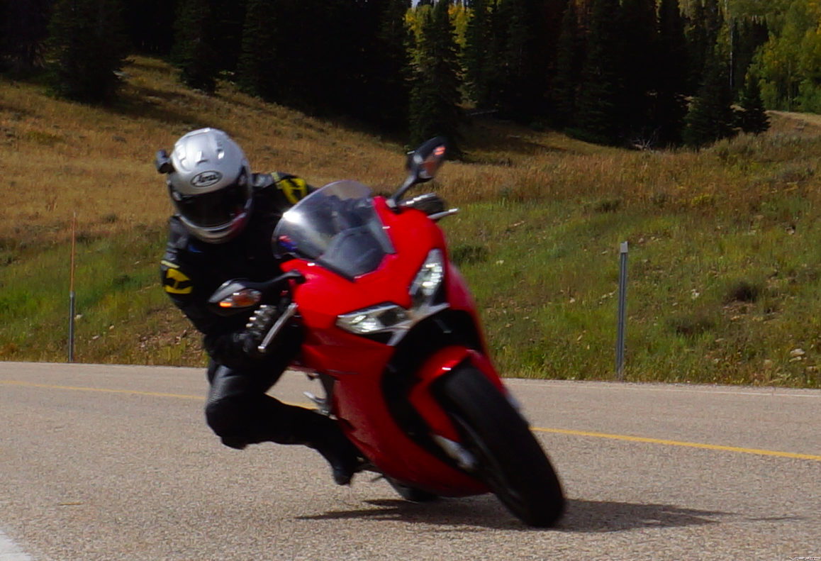 Tipping in on the 2014 VFR
