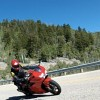 VFR flyby on Wolf Creek Pass