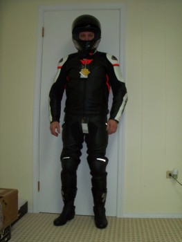 new leathers