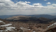 Pictures from the top