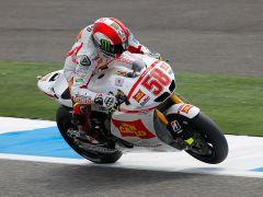 Honda RC212V 2011 Gresini Marco Simoncelli