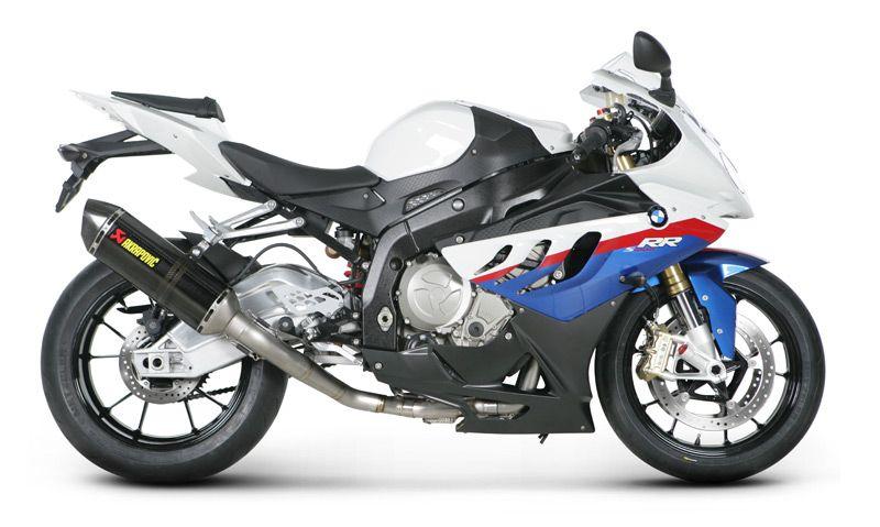 2 Bmw s1000 Rr 2010 Bel