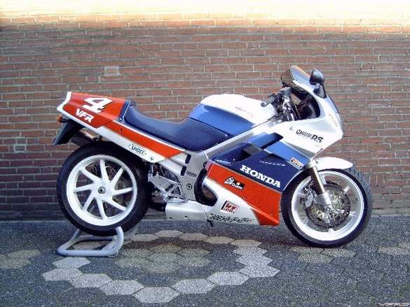 Honda London Ontario >> Color Scheme For A Vfr 750 Rc36 - Body and Paint ...